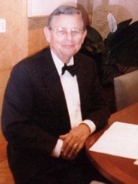 Reverend Stretton Mullen Smith